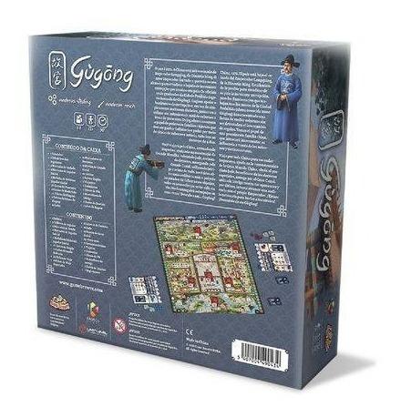 gugong jogo de tabuleiro kronos games