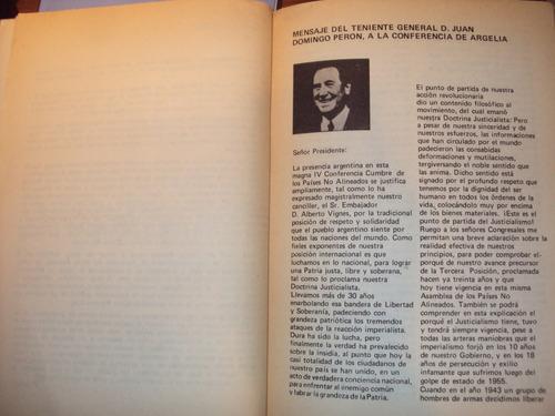 guía 1976 del 3er mundo completa - habla perón y otros