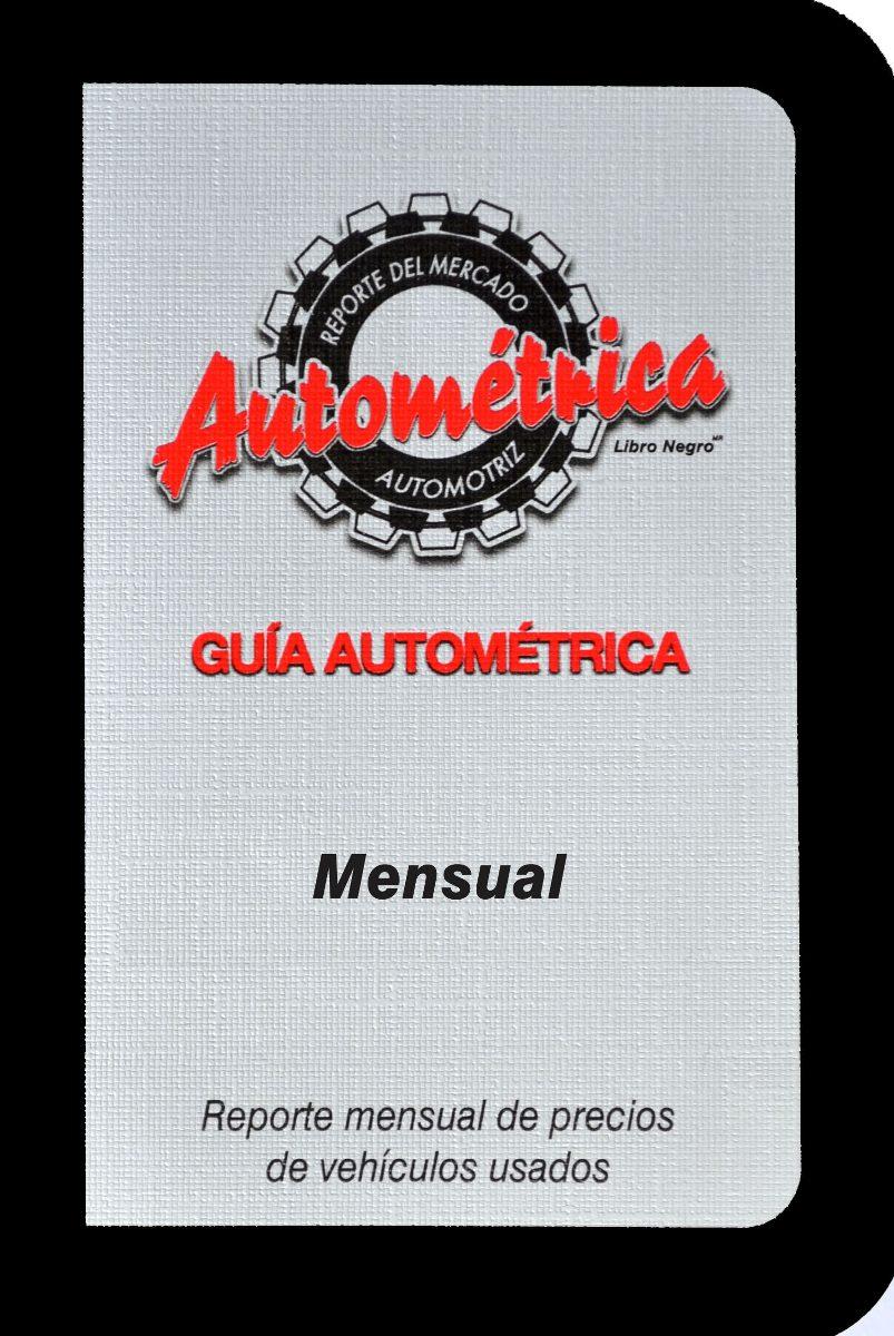 Gu a autom trica reporte mensual de precios de autos for Guia mecanica de cocina pdf