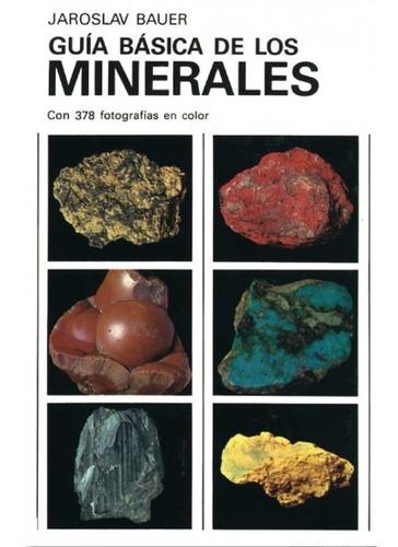 guía básica de los minerales(libro geología)