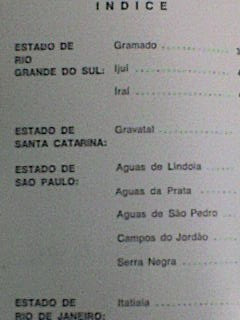 guia - brasil termas y lugares de reposo