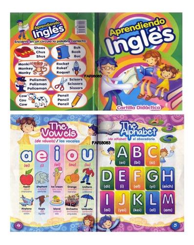 guia caligrafica marianita- fabulas esopo-aprendiendo ingles