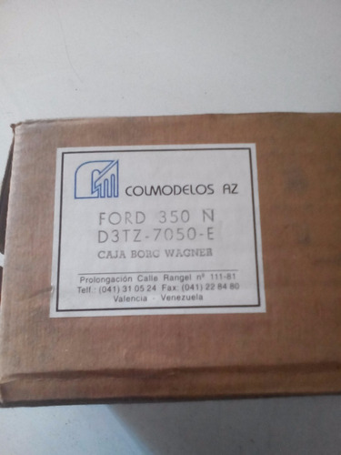 guia collarin ford f-150/350 modelo nuevo