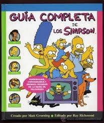 guía completa de los simpsons (envíos)