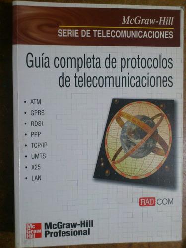 guia completa de protocolos de telecomunicaciones, radcom