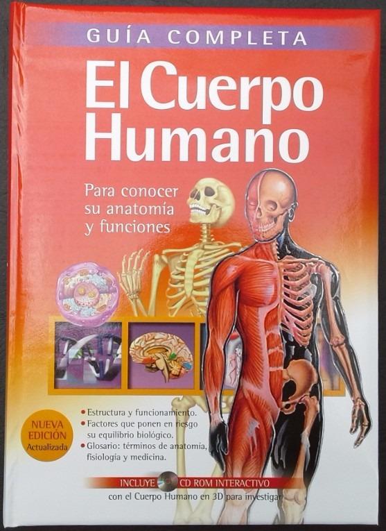 Guía Completa El Cuerpo Humano (incluye Cd Interactivo) - $ 750,00 ...