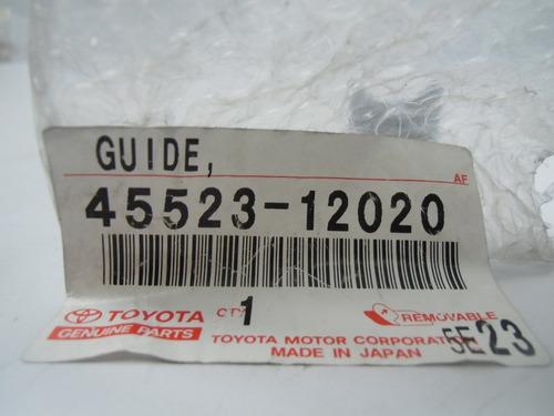 guía cremallera dirección corolla 1983 1991 orig 4552312020