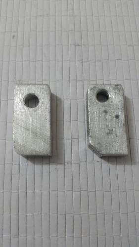 guia de aluminio para sierra de carne boia