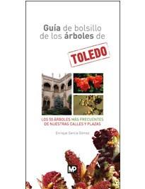 guía de bolsillo de los árboles de toledo(libro botánica)
