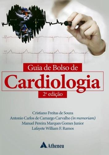 guia de bolso de cardiologia - 2ª ed
