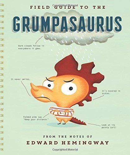 guía de campo de la grumpasaurus