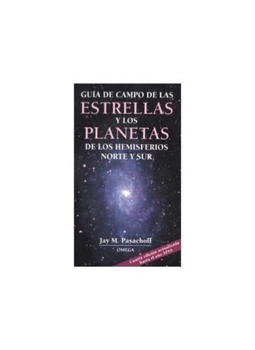 guía de campo de las estrellas y los planetas(libro )