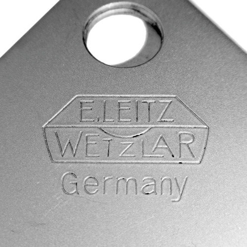 guia de corte leitz ablon 14126 leica trimming plate germany