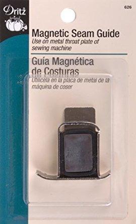 guía de costura magnética dritz