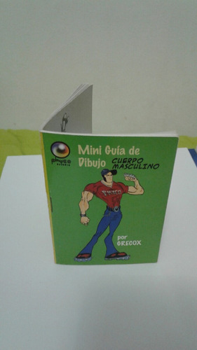guia de dibujo cuerpo masculino y femenino mini