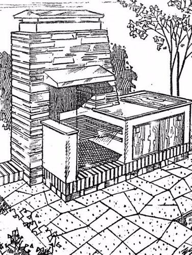 guia de diseño e ilustracion de parrilleras y churuatas