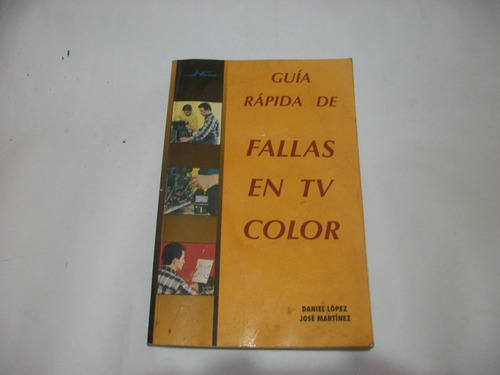 guia de fallas en tv color - antiguo -