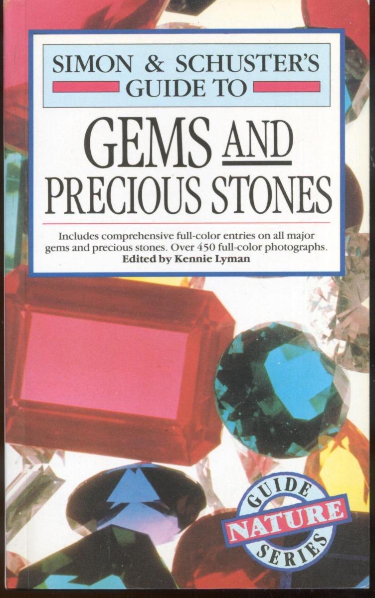 80405136a2ea Guia De Gemas Y Piedras Preciosas En Ingles Usado Joyeria - Bs ...