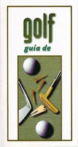 guía de golf(libro golf)