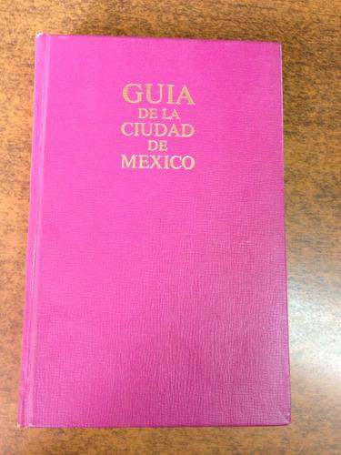 guia de la ciudad de mexico 1970