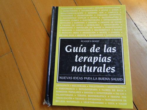guia de las terapias naturales reader's digest autoayuda