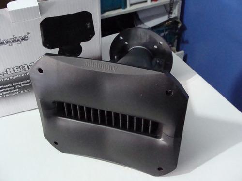 guia de onda corneta para driver line array 4x3 pulg