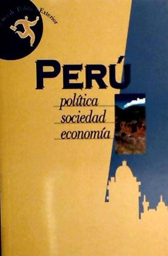guía de perú. política, sociedad, economía(libro geografía h