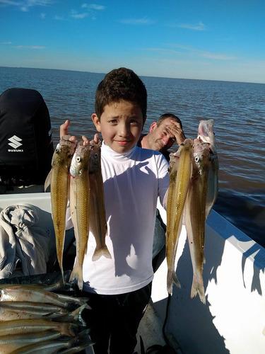 guia de pesca zona norte buenos aires