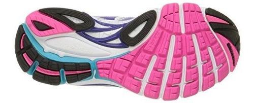 guia de salsa 8 tenis para correr para mujer