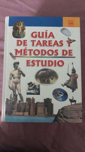 guía de tareas y métodos de estudio 8 tomos