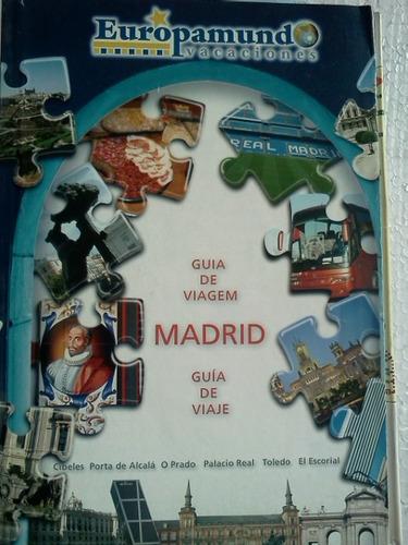 guia de viagem madrid guia de viaje europamundo vacaciones
