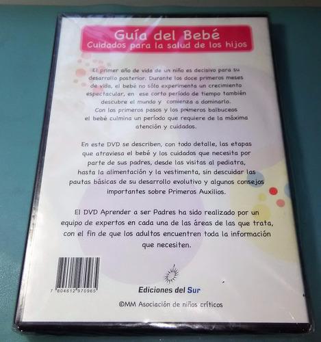 guía del bebé - cuidado para la salud de los hijos / dvd
