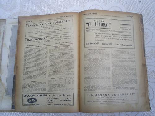 guia del comercio y la industria panamericana año 1945