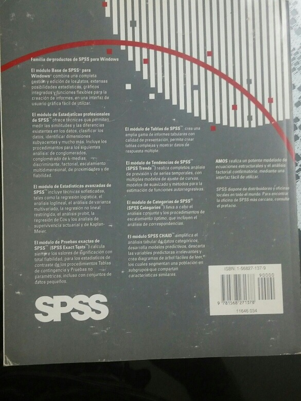 Buy spss 7. 5 for windows student version, 3. 5 disks book online at.