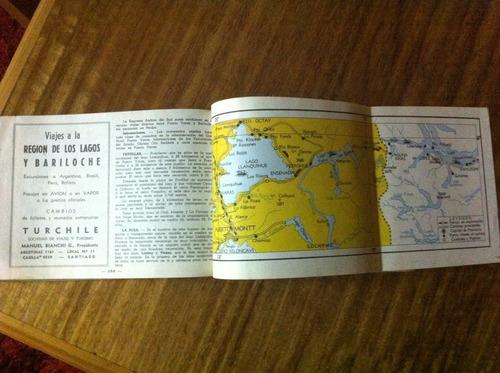guia del veraneante, año 1956