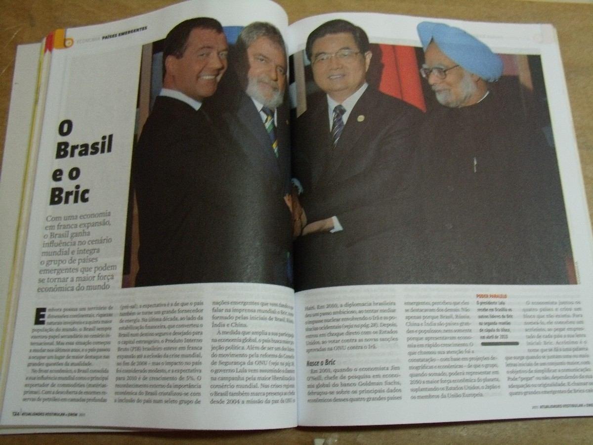 revista atualidades enem 2011