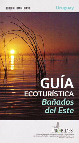 guía ecoturística. bañados del este