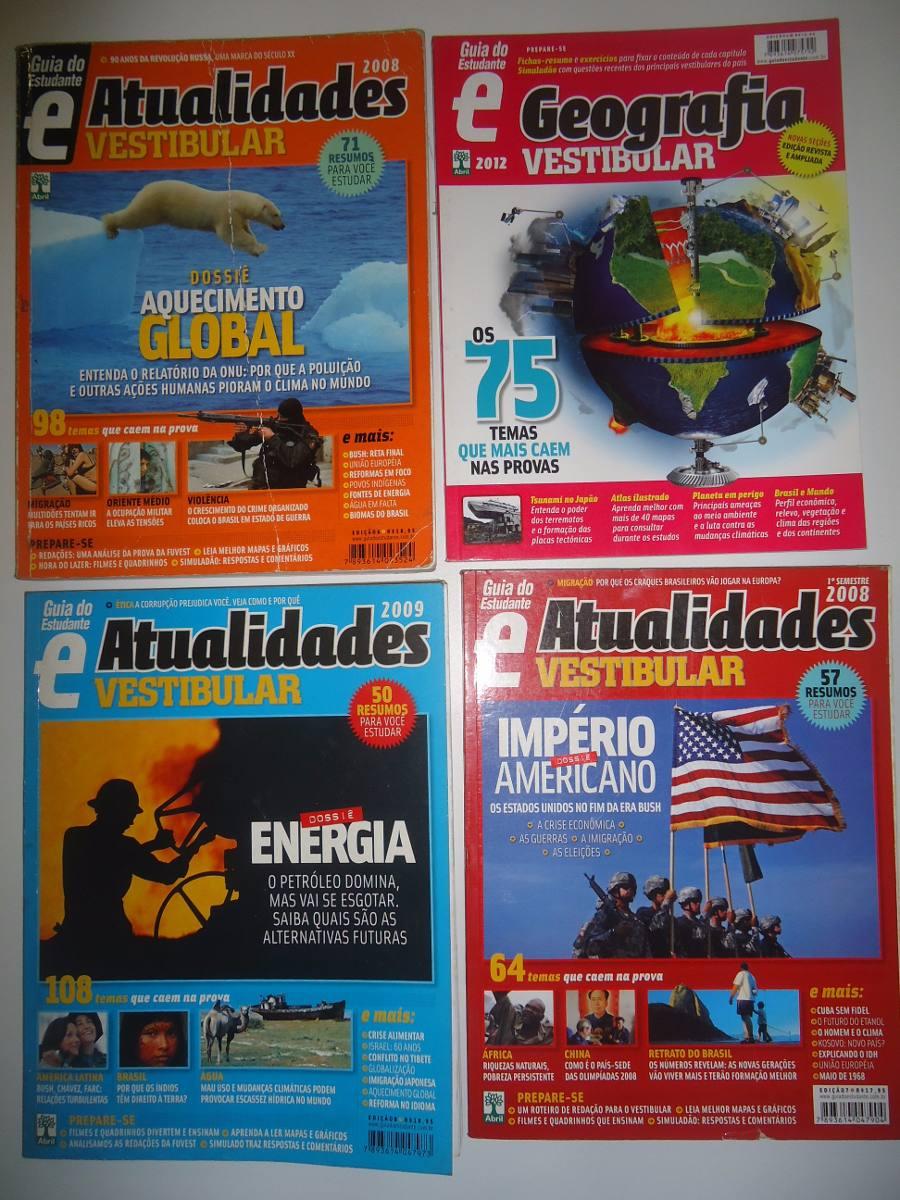revista de atualidades 2012