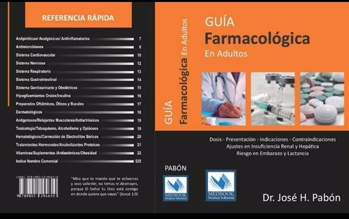 guia farmaceutica pabon nueva original