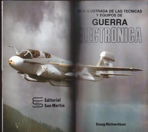 guia ilustrada de tecnicas y equipos de guerra d. richardson