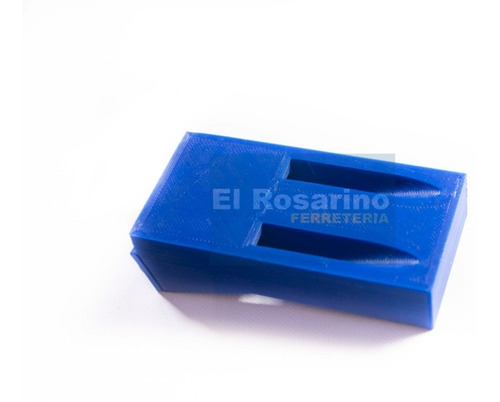 guia inclinada para tornillo oculto 8 mm union de madera jig