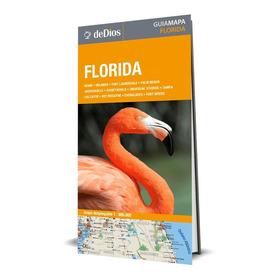 Guía Mapa De Florida. De Dios Guías De Viaje.
