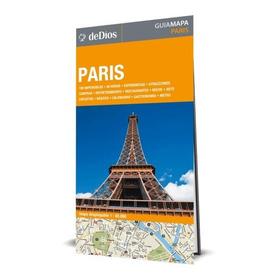 Guía Mapa De París. De Dios Guías De Viaje.