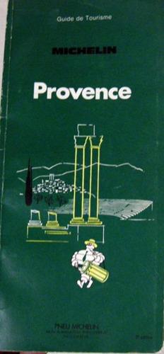 guia michelin provence 1981 en frances turismo no envio