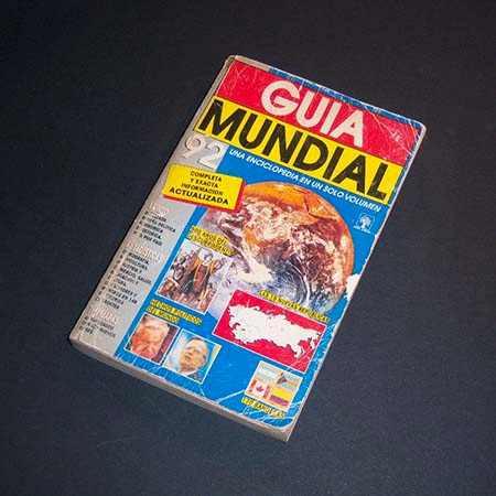guía mundial 92. una enciclopedia en un solo volumen
