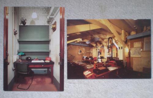 guía museo cabinet war room churchill londres segunda guerra