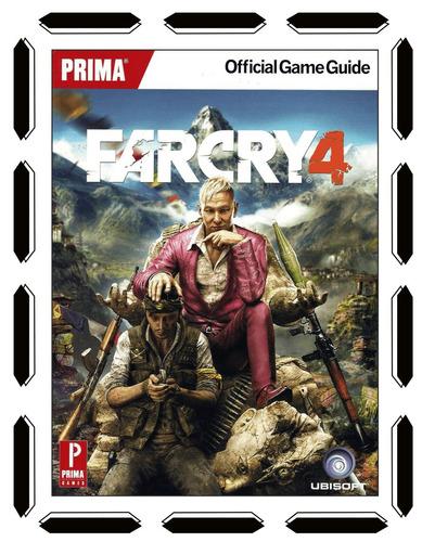 guía oficial far cry 4 nuevo central de videojuegos