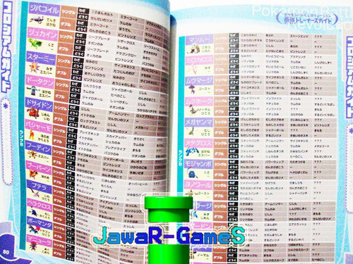 guia oficial pokemon battle revolution japonesa nintendo wii