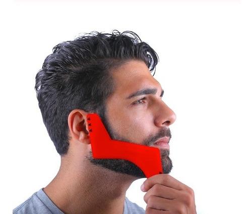 guía para barba