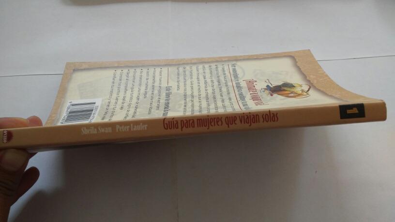 c96356893c2f Guía Para Mujeres Que Viajan Solas - Sheila Swan - $ 130.00 en ...